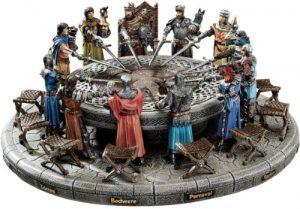 ronde tafel King Arthur